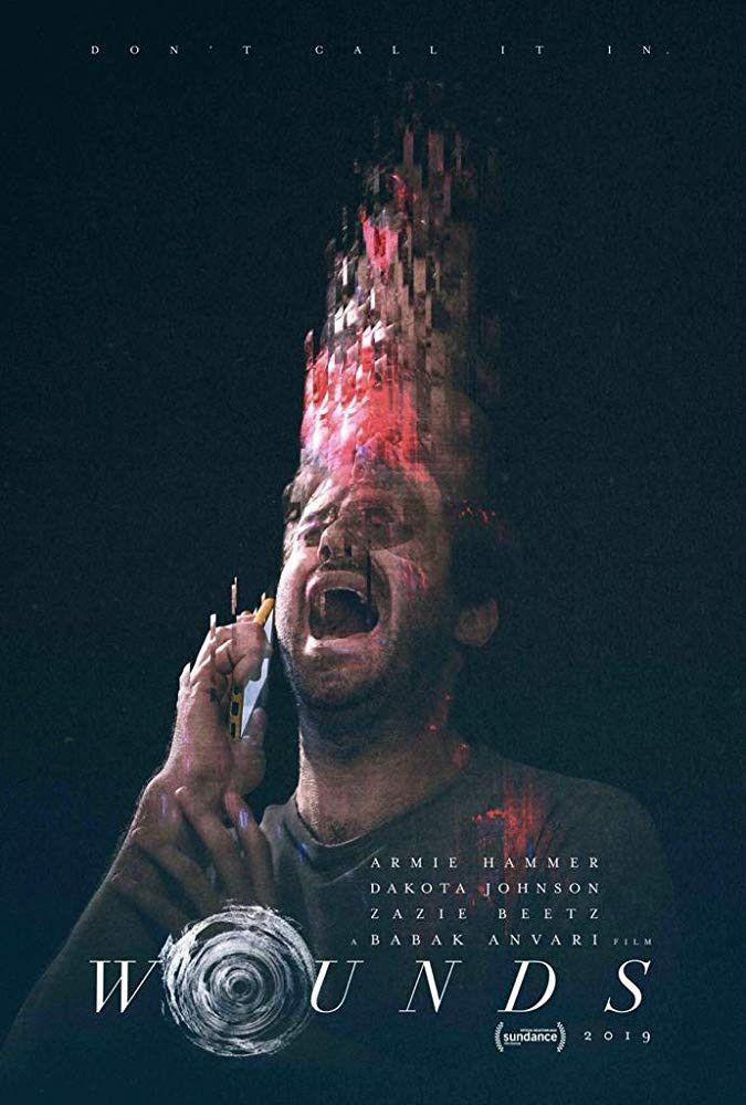 """L'affiche de """"Wounds"""" (DR Film Wounds)"""
