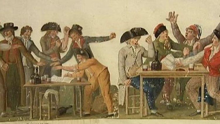 Née en 1792 à Strasbourg, la Marseillaise esty l'hymne officiel de la République Française depuis 1879  (France 3 / Culturebox)