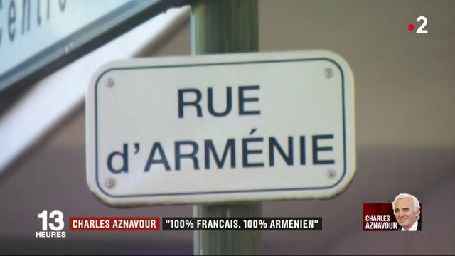 Charles Aznavour : un homme important dans la communauté arménienne de France