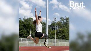 """VIDEO. Jeux paralympiques : """"En situation de handicap, tu peux être athlète de haut niveau"""" (BRUT)"""