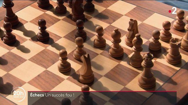 Jeux : le succès fou des échecs