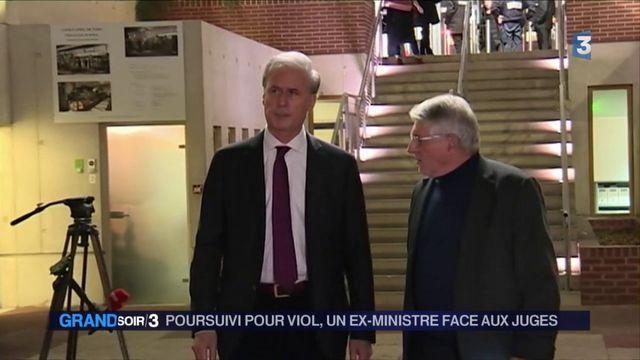 Six ans après les accusations de viols, Georges Tron devant les assises