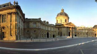 L'Académie française, quai de Conti à Paris.  (Bianchetti/Leemage)