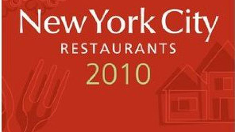 Le Guide Michelin New York 2010 (© France)