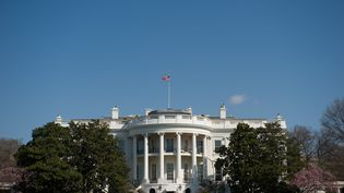 La Maison Blanche, à Washington (Etats-Unis). (SAUL LOEB / AFP)