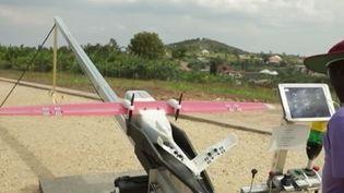 Rwanda : des drones qui sauvent des vies (FRANCE 2)