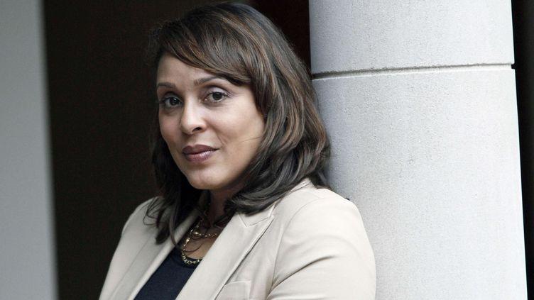 L'écrivaine américaine Natasha Trethewey (ROGELIO V. SOLIS/AP/SIPA / AP)
