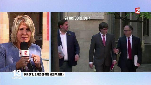 Espagne : Carle Puigdemont va-t-il déclarer l'indépendance de la Catalogne ?