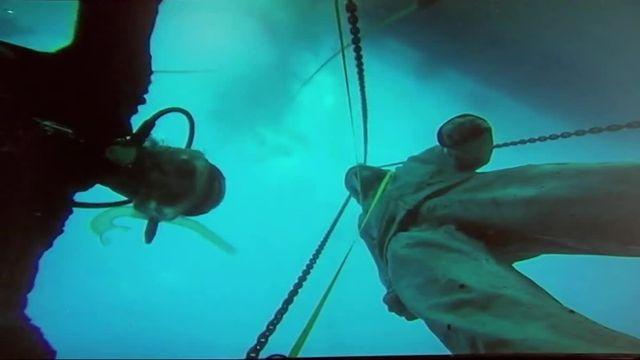Un musée sous-marin inauguré