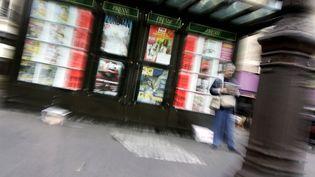 Kiosque (OLIVIER LABAN-MATTEI / AFP)