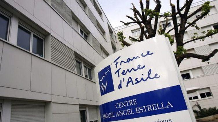 Un centre de l'association France terre d'asile (FRED DUFOUR / AFP)
