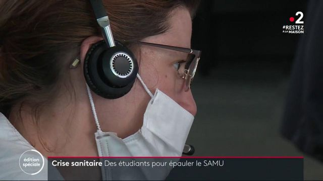 Coronavirus : immersion dans un Samu