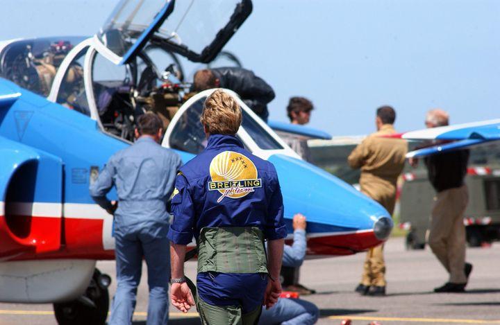 Metting aérien de Marck-en-Calaisis en 2004 (MAXPPP)