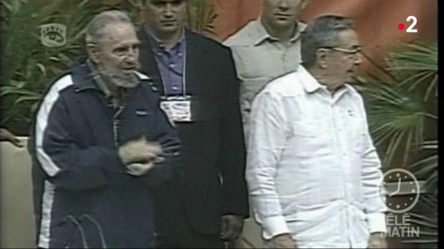 Cuba : Raul Castro tire sa révérence
