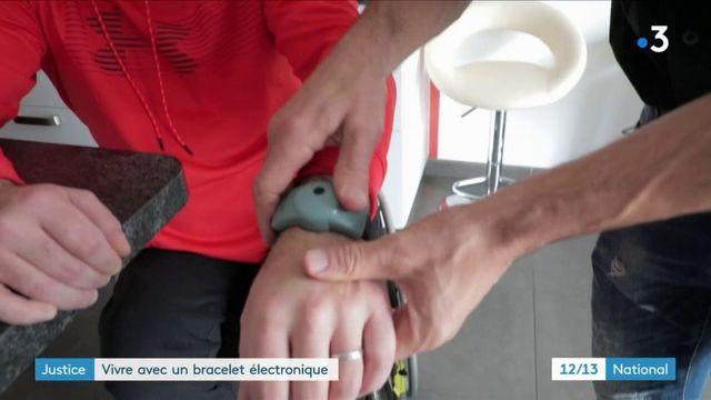 Justice : vivre avec un bracelet électronique