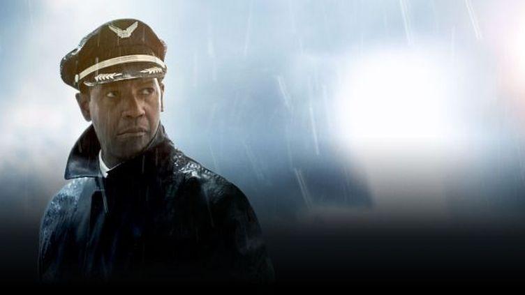 "Denzel Washington dans ""Flight de Robert Zemeckis  (dr)"