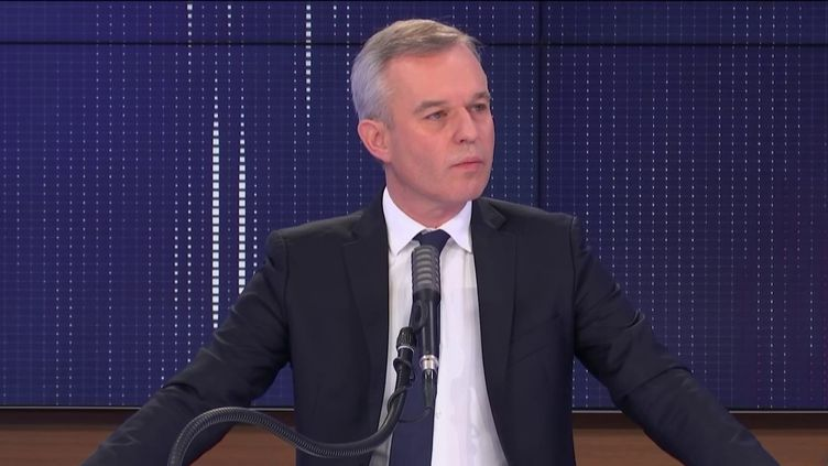 François de Rugy, député LREM de Loire-Atlantique et ancien ministre de l'Ecologie. (FRANCEINFO / RADIOFRANCE)