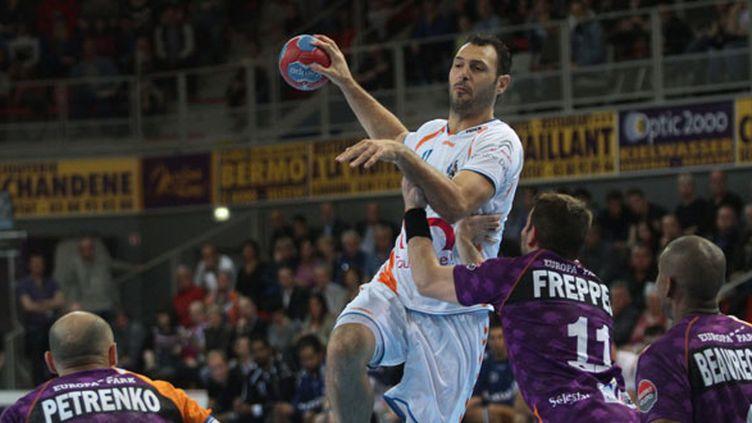 Le Toulousain Jérôme Fernandez a été élu meilleur joueur de D1
