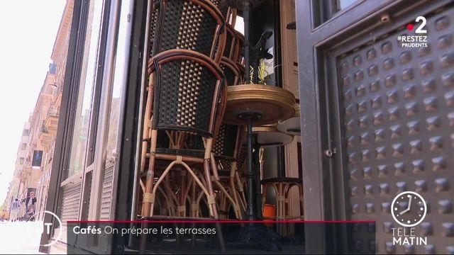 Déconfinement : les restaurants se préparent à rouvrir