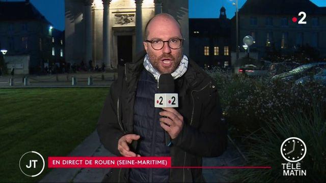 Lubrizol à Rouen : Édouard Philippe se rend sur place