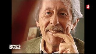 Jean Rochefort (CAPTURE ECRAN / ENVOYE SPECIAL)