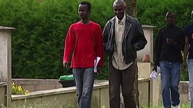 Bourgogne : 60 migrants accueillis dans un village français