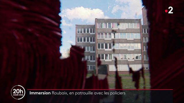 Lutte contre le trafic de drogue : en immersion avec les policiers de Roubaix