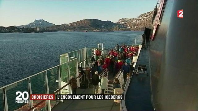 Croisières : le boom du tourisme polaire