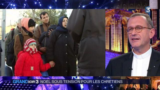 """""""Être chrétien au Moyen-Orient est un acte de courage"""", confie Mgr Olivier Ribadeau-Dumas"""