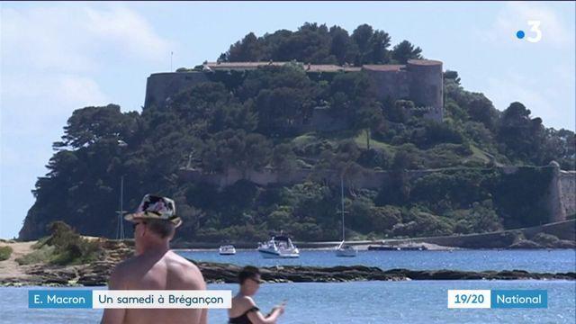 Brégançon, un Fort présidentiel