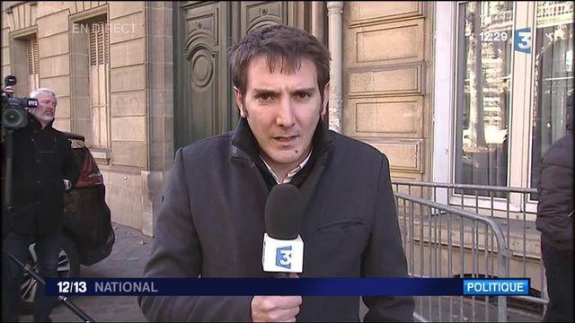 François Fillon : S'imposer en rassemblant, le cheval de bataille du candidat à la présidentielle