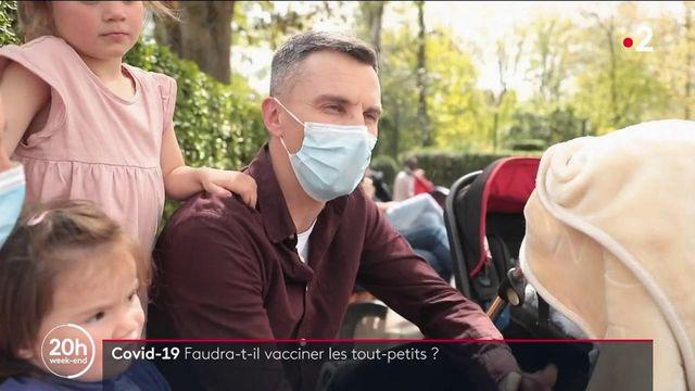 Vaccination anti-Covid-19 : quels bénéfices à vacciner les plus jeunes ?