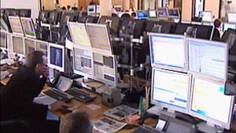 Les traders de la Société générale s'estiment pas assez payés selon un rapport confidentiel révélé par Le Parisien (© France 3)
