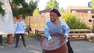 Les Tréteaux de Haute Alsace jouent Dario Fo  (Culturebox)