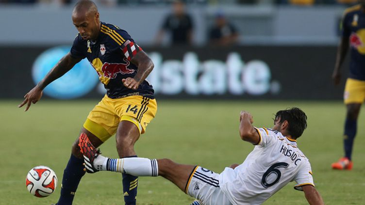 Thierry Henry (New York Red Bull) (JEFF GROSS / GETTY IMAGES NORTH AMERICA)
