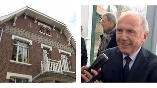L'homme d'affaire et collectionneur d'art, François Pinault, inaugure sa première résidence d'artistes à Lens  (France 3 / Culturebox)