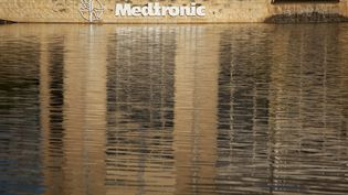 Le siège de Medtronic à Minneapolis (Minnesota). (BLOOMBERG VIA GETTY IMAGES)