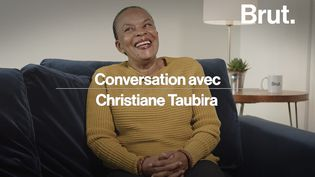 VIDEO. Conversation avec Christiane Taubira (BRUT)