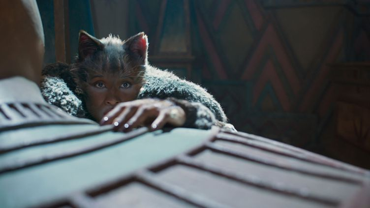 Scène du film Cats de Tom Hooper. (UNIVERSAL PICTURES)