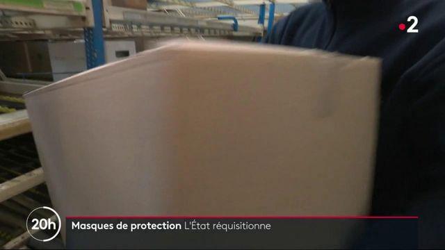 Covid-19 : rupture de stock des masques de protection