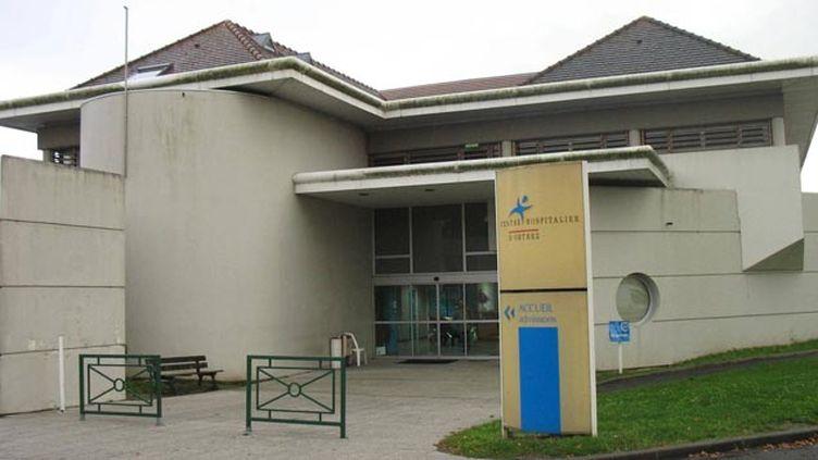 (La maternité d'Orthez a été provisoirement fermée après un accident  ©MaxPPP)