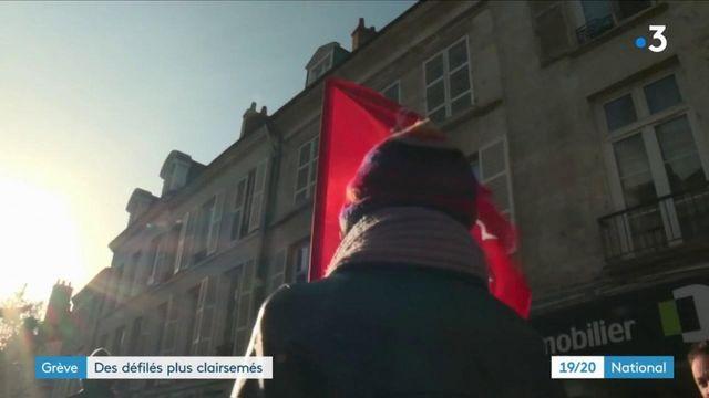 Grève contre la réforme des retraites : à Orléans, les syndicats appellent à un nouveau rassemblement jeudi