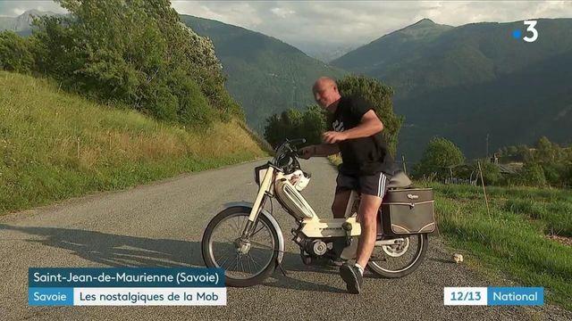 Savoie : des nostalgiques partagent leur passion de la mobylette