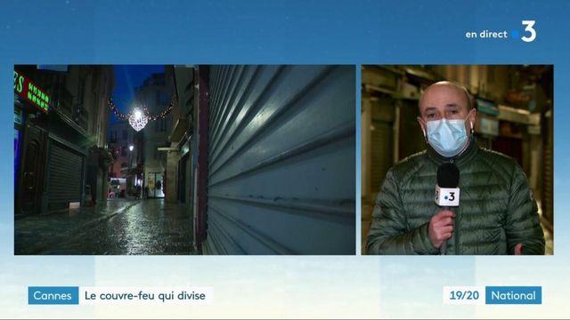 Alpes-Maritimes : le couvre-feu divise les élus