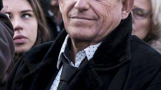 René Hayoun, le président de l'Association du droit forain et de l'intersyndicale des entrepreneurs et artisans de la fête foraine, le 24 novembre 2016. (VINCENT ISORE / MAXPPP)