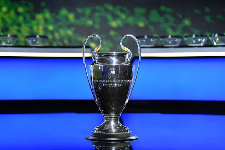 Trophée de la Ligue des Champions (HAROLD CUNNINGHAM / AFP)