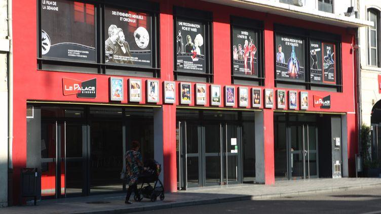 Des salles de cinéma à Mulhouse (19 avril 2019) (VINCENT VOEGTLIN / MAXPPP)