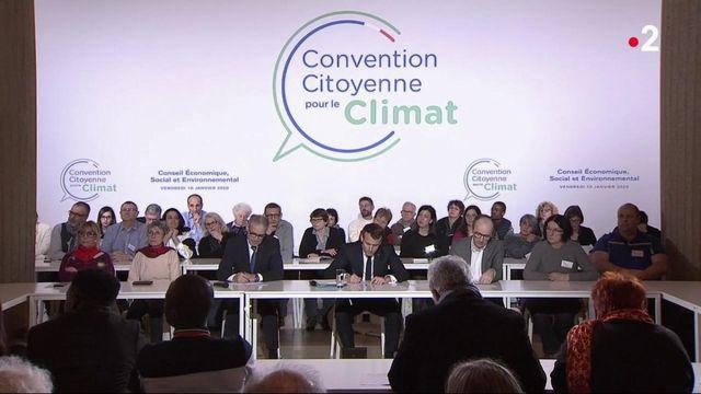 Convention Citoyenne : Emmanuel Macron tiendra t-il ses engagements?