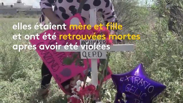 Mexique : les femmes dans la rue pour dire stop aux féminicides