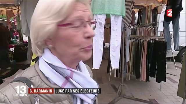 Gérald Darmanin, jugé par ses électeurs
